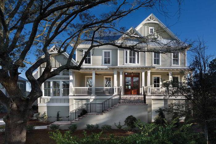 Custom Home Plans - Mt. Pleasant, SC