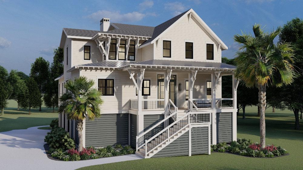 Sandpiper Model Home