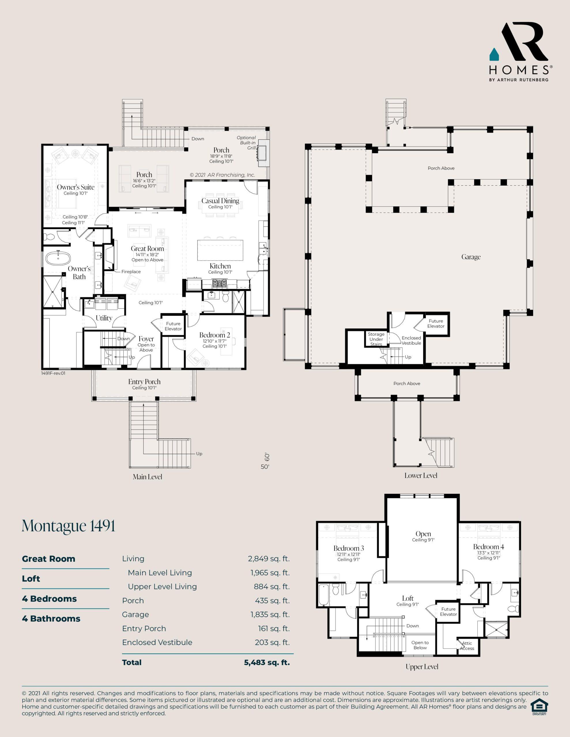 Montague 1492 Florr Plan